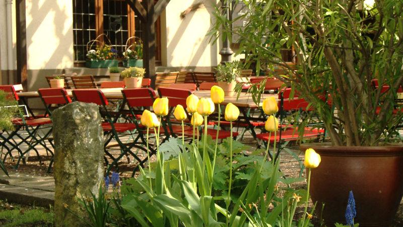 Gartenwirtschaft Weinhaus Boppard