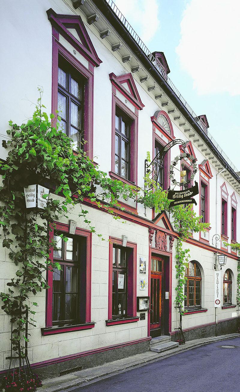 Weinhaus Heilig Grab Hausfront